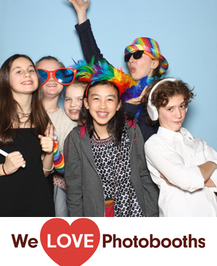 NY  Photo Booth Image from Prospect Park Picnic House in Brooklyn, NY
