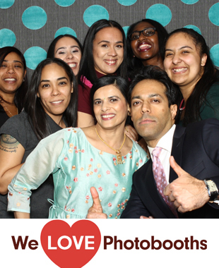 Terrace on the Park Photo Booth Image