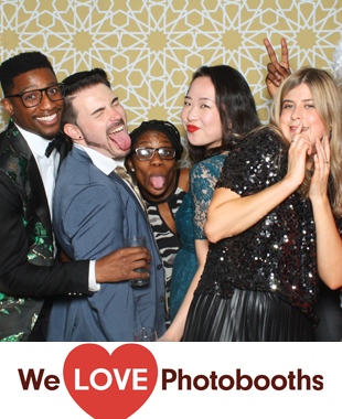 NY Photo Booth Image from Alger House in New York, NY