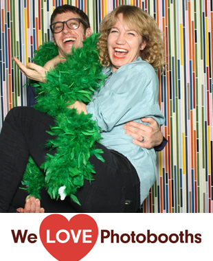 NY  Photo Booth Image from Tacombi in New York, NY
