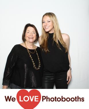 NY  Photo Booth Image from Aquavit in New York, NY