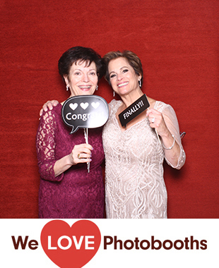 NY  Photo Booth Image from The Lighthouse at Chelsea Piers in New York, NY