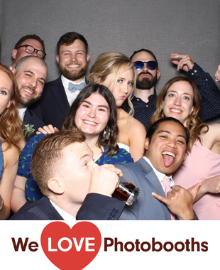 PA  Photo Booth Image from The Lakehouse Inn in Perkasie, PA