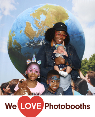 CT Photo Booth Image from John Dorr Nature Lab in Bethlehem, CT