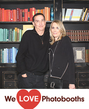 NY  Photo Booth Image from  Beginnings Restaurant in Atlantic Beach, NY