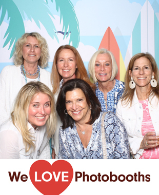 CT  Photo Booth Image from Tokeneke Club in Darien, CT