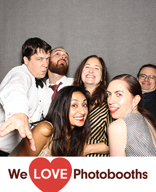 NY  Photo Booth Image from The Landing at Industry city in Brooklyn, NY