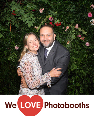 NY  Photo Booth Image from Buttermilk Falls Inn and Spa in Milton, NY
