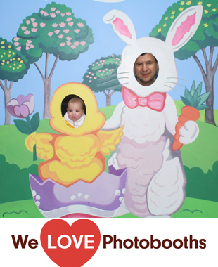 NY  Photo Booth Image from Rockefeller Plaza in New York , NY