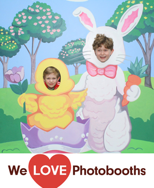 Rockefeller Plaza Photo Booth Image