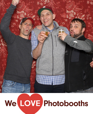 The Bent Spoon Photo Booth Image