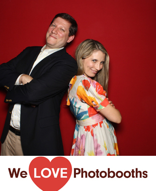 NY  Photo Booth Image from The Castle by Marlow Events in Brooklyn, NY