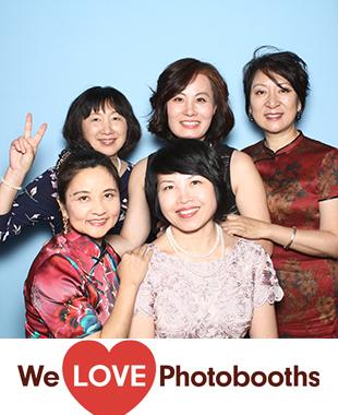 NY  Photo Booth Image from Mandarin Oriental in New York, NY