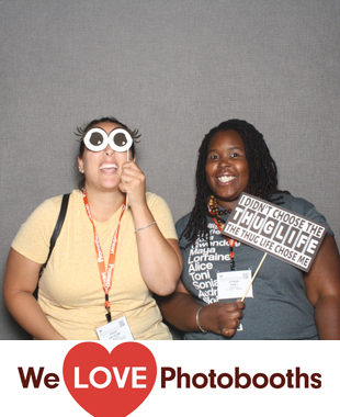 La Guardia High School Photo Booth Image