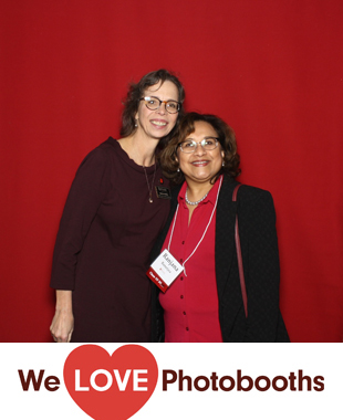 Rutgers University Visitor Center Photo Booth Image