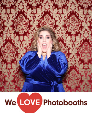 NY  Photo Booth Image from Elsie Rooftop in NY, NY