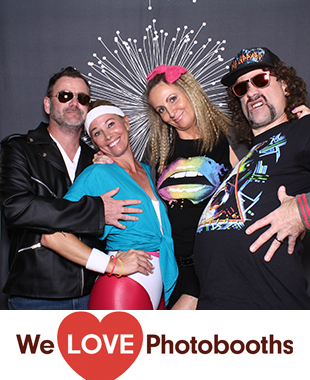Somerset Hills Country Club Photo Booth Image