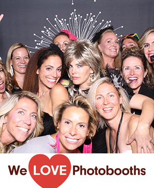 NJ Photo Booth Image from Somerset Hills Country Club in Bernardsville,, NJ