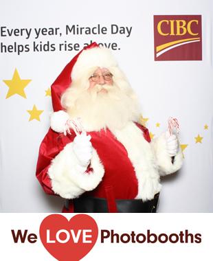 NY Photo Booth Image from CIBC in New York, NY