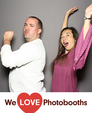 NY  Photo Booth Image from Rumi Space in New York, NY