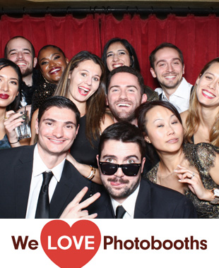NY  Photo Booth Image from Carroll's Place in New York, NY