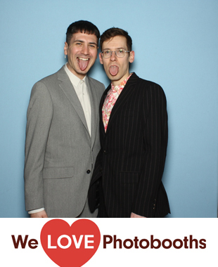 NY  Photo Booth Image from The Bellhouse in Brooklyn, NY