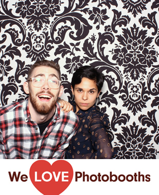 Triskelion Arts Photo Booth Image