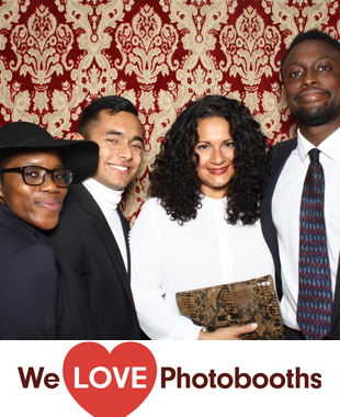 NY Photo Booth Image from Montauk Club in Brooklyn, NY