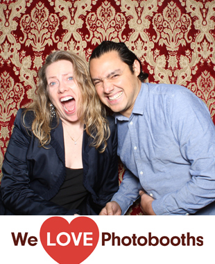 NY Photo Booth Image from Montauk Club in Brooklyn, NY