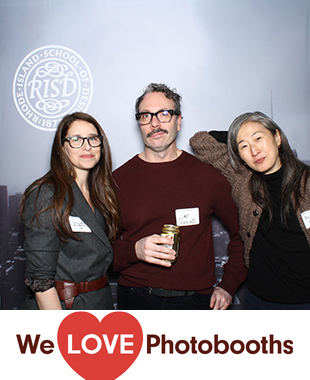 David Weeks Studio x Stellar Works Showroom Photo Booth Image
