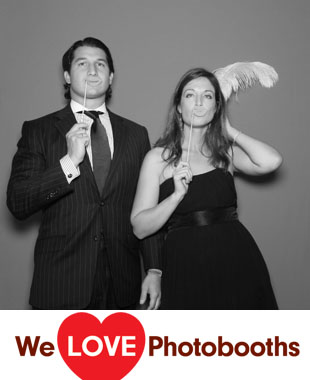 Hyatt at the Bellvue Photo Booth Image