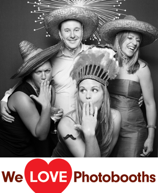 NY Photo Booth Image from  Central Park Boathouse in New York, NY