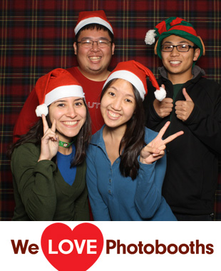 PA Photo Booth Image from Claudia Cohen Hall, UPenn in Philadelphia, PA