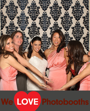 NJ Photo Booth Image from The Park Savoy in Florham Park, NJ