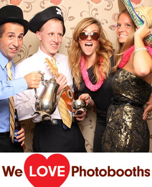 NJ  Photo Booth Image from Olde Mille Inn in Basking Ridge, NJ