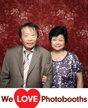 Majestic Gardens Photo Booth Image