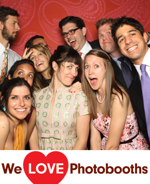 NY Photo Booth Image from The Liberty Warehouse, Pier 41 in Brooklyn, NY
