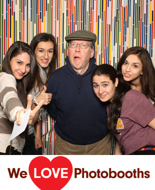 NY Photo Booth Image from Townsend Harris High School in Flushing, NY