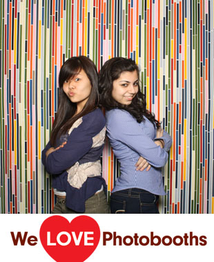 Townsend Harris High School Photo Booth Image