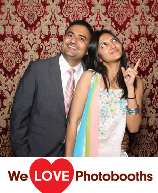 Loews Hotel Philadelphia Photo Booth Image
