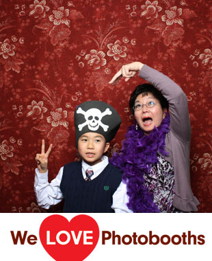 NY  Photo Booth Image from East Buffet & Restaurant in Flushing , NY