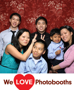 East Buffet & Restaurant Photo Booth Image