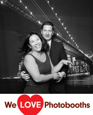 NY Photo Booth Image from Battery Gardens Restaurant in New York, NY