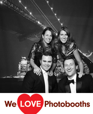 Battery Gardens Restaurant Photo Booth Image