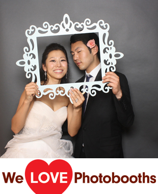 PA   Photo Booth Image from The Old Mill  in Rose Valley, PA