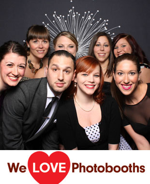 Rosenthal Pavillion, Kimmel Center Photo Booth Image