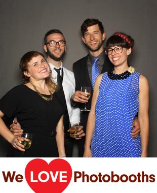 NY  Photo Booth Image from The Foundry LIC in Long Island City, NY