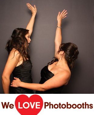 The Park Ave Club Photo Booth Image
