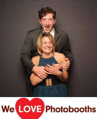 NJ Photo Booth Image from The Park Ave Club in Florham Park, NJ