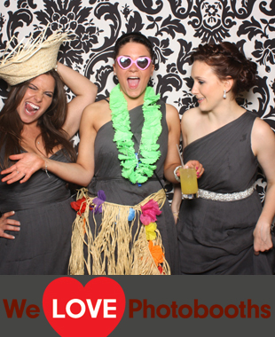 NJ Photo Booth Image from Alpine Country Club in Demarest, NJ